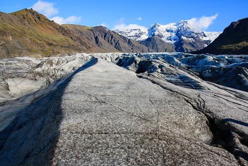 Paseo por el Glaciar