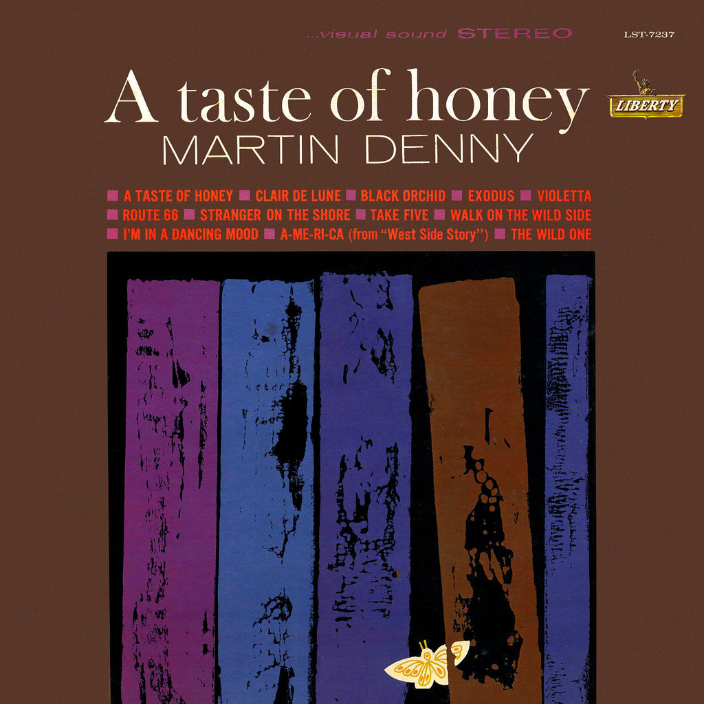 Martin Denny - A Taste of Honey