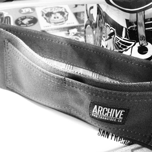 Wallet by Archive Victor