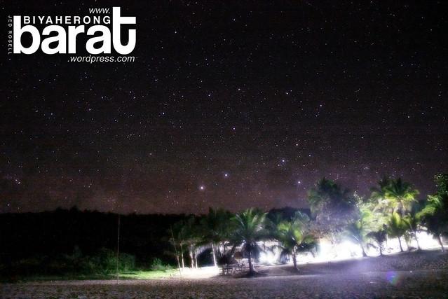 clear sky in Puraran Beach Catanduanes
