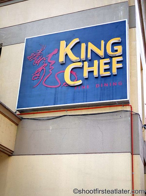 King Chef fine dining restaurant