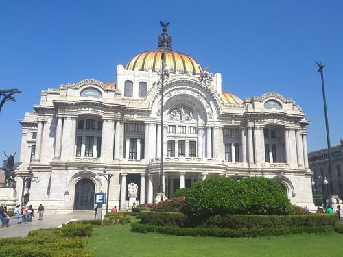 Palácio de Belas Artes by jailsonrp