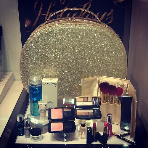 Lancome Beauty Bag