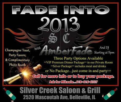 Silver Creek NYE 2013
