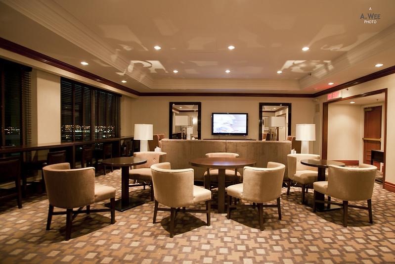 Club Lounge Seating