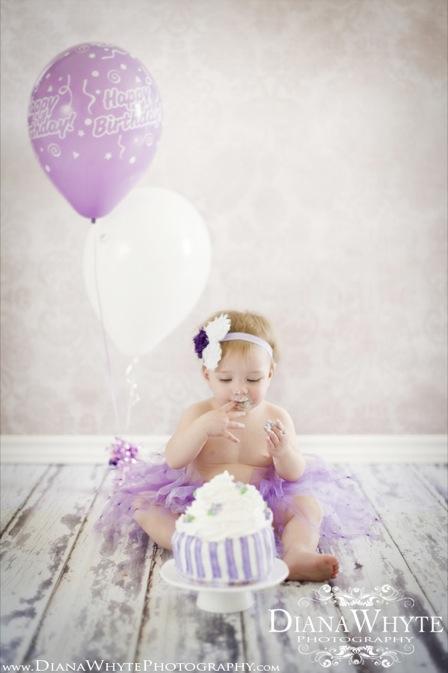 Zoey's 1st Birthday 089