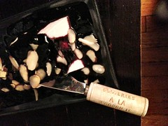 Chilean Goat Cheese with Blueberry Spread