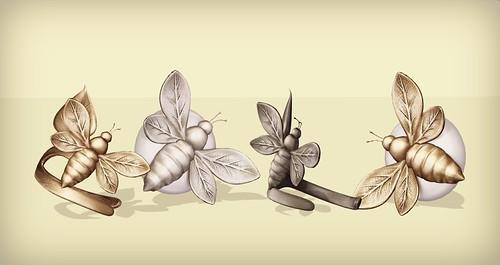 OhMai @ Bees Through the Seasons