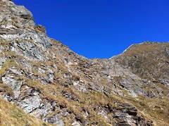Aufstieg Seefeldsee