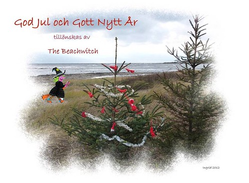Beachwitch God Jul