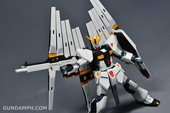 Robot Damashii Nu Gundam & Full Extension Set Review (67)