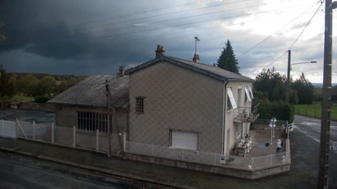 House near the old railway station