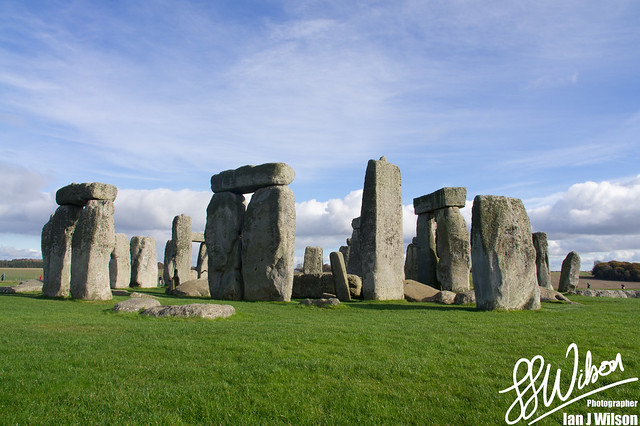 Stone Henge – Daily Photo (30th December 2012)