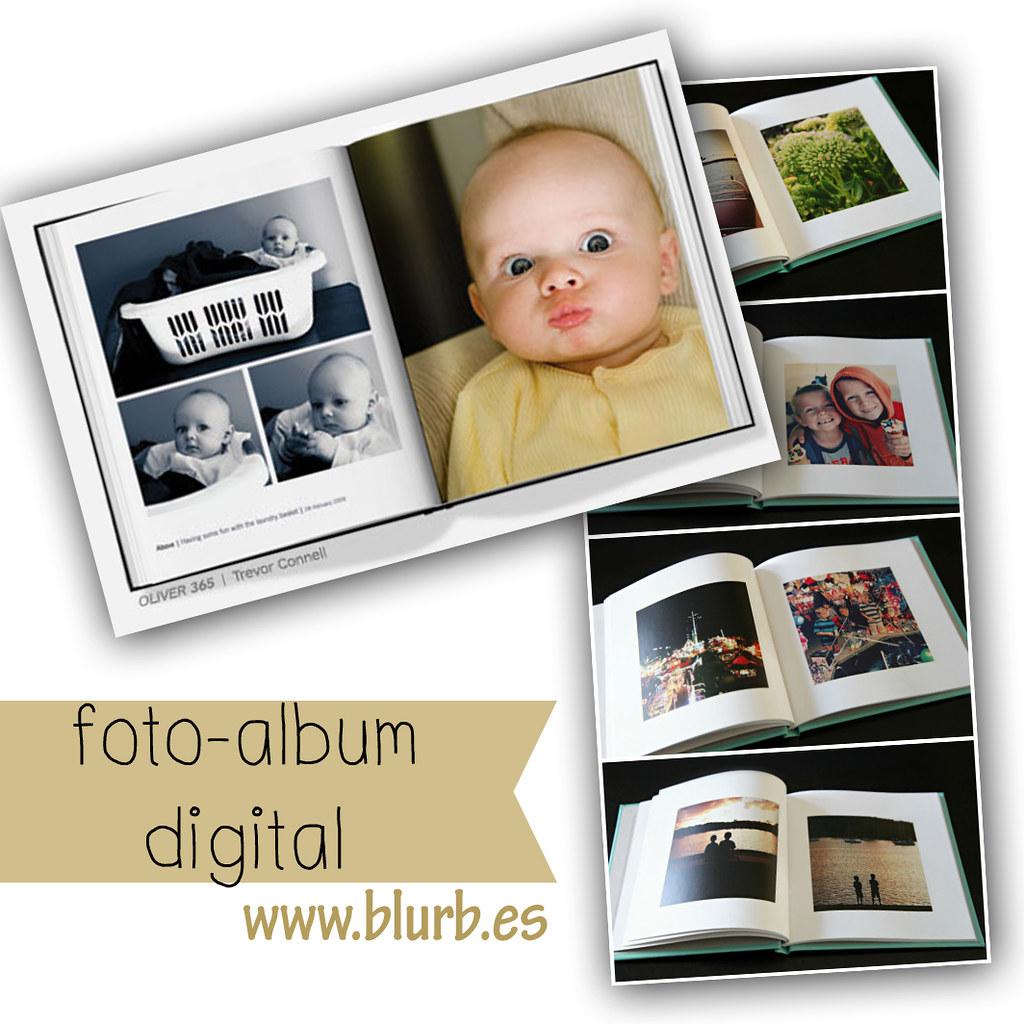 foto album digital blurb