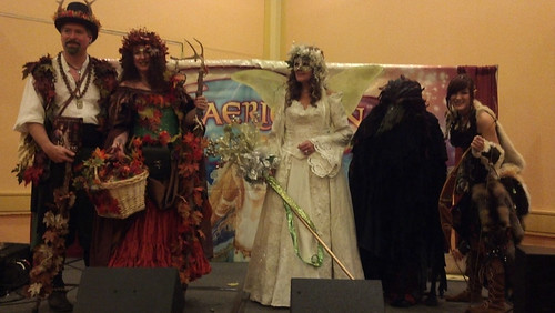 Faerie Con, Hunt Valley, Maryland, November 10, 2012
