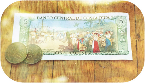 Five-colón note