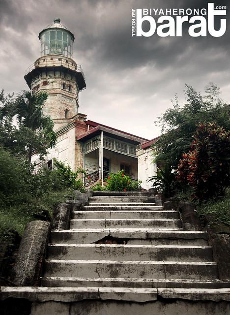 Cape Bojeador Burgos Lighthouse Ilocos Norte