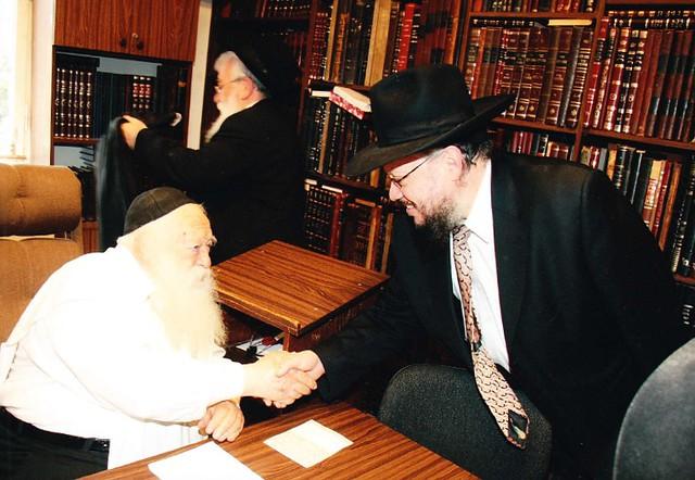 Author Rabbi Leib Tropper