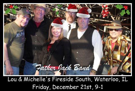 Father Jack Band 12-21-12