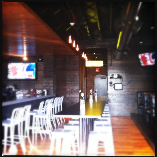Inside Local Gastropub Overton Square