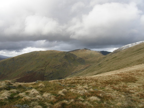 Seat Sandal, Dollywagon Pike, shoulder of Fairfield