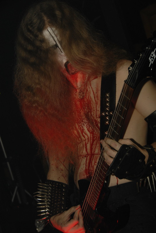 Velnias of Darkened Nocturn Slaughtercult
