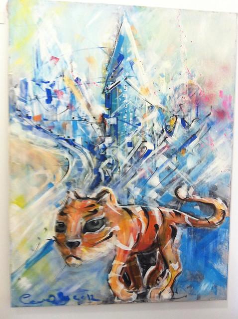 Tiger Tantrum - Lewis Campbell