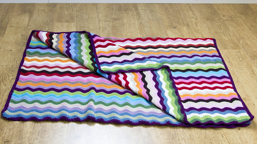 Blanket by Jill Sawyer Phypers