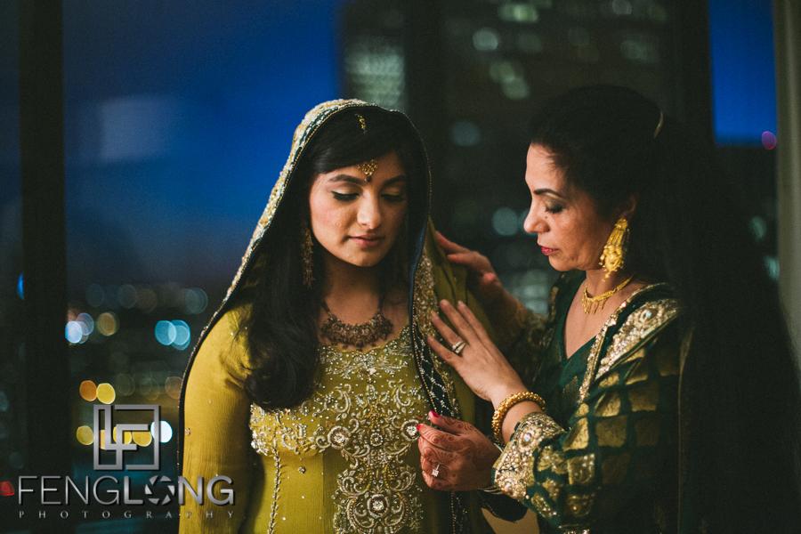 S & A's Wedding - Mehndi & Nikkah Night   Atlanta Marriott Marquis   Atlanta Pakistani Wedding Photographer
