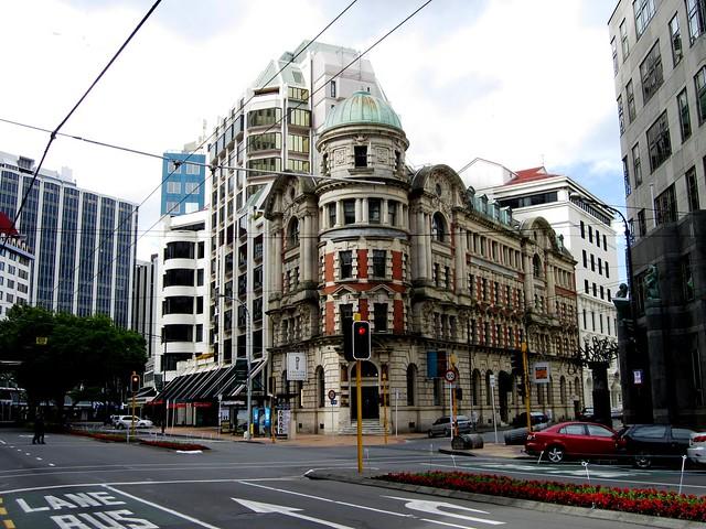 In Wellington