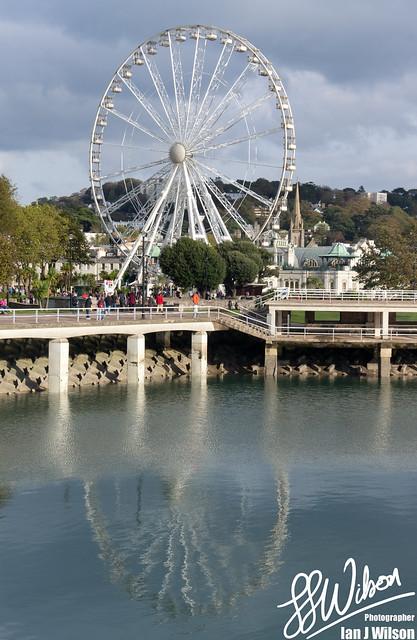 Wheel Reflections – Daily Photo (10th November 2012)