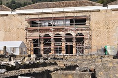 Cámara del Trono o Casa Real Medina Azahara, el capricho del primer califa de Al-Andalus - 8176196115 eeacc67528 m - Medina Azahara, el capricho del primer califa de Al-Andalus