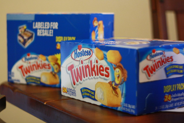 twinkies on ebay