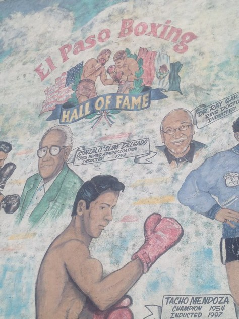 Boxing Hall of Fame in El Paso