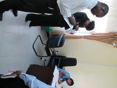 Uganda Harm Reduction Network (UHRN) and IDPC visit to progressive harm reduction services in Dar es Salaam, Tanzania.