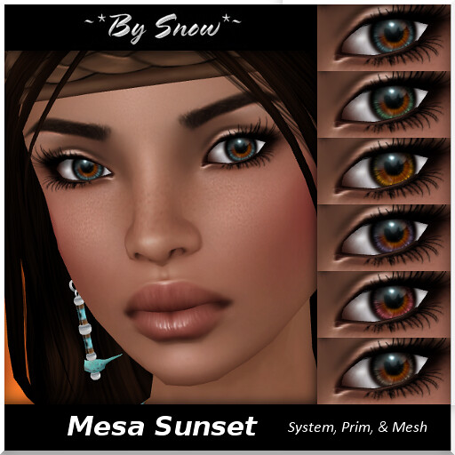 Mesa Sunset Eyes Promo