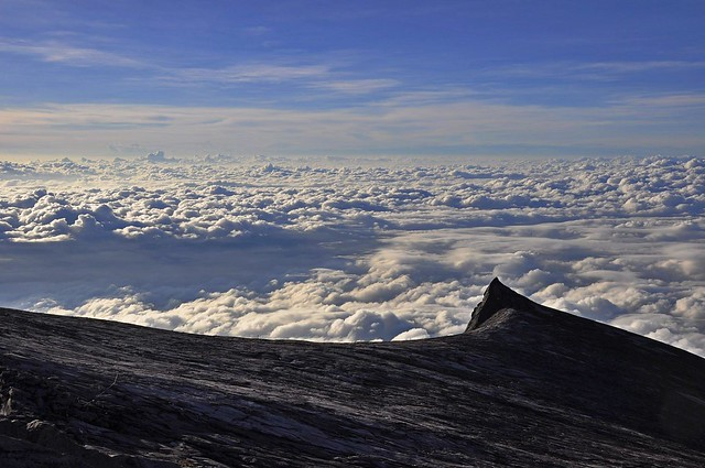 The South Peak (3,922 m)