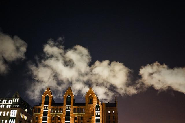 Wolken-Fabrik