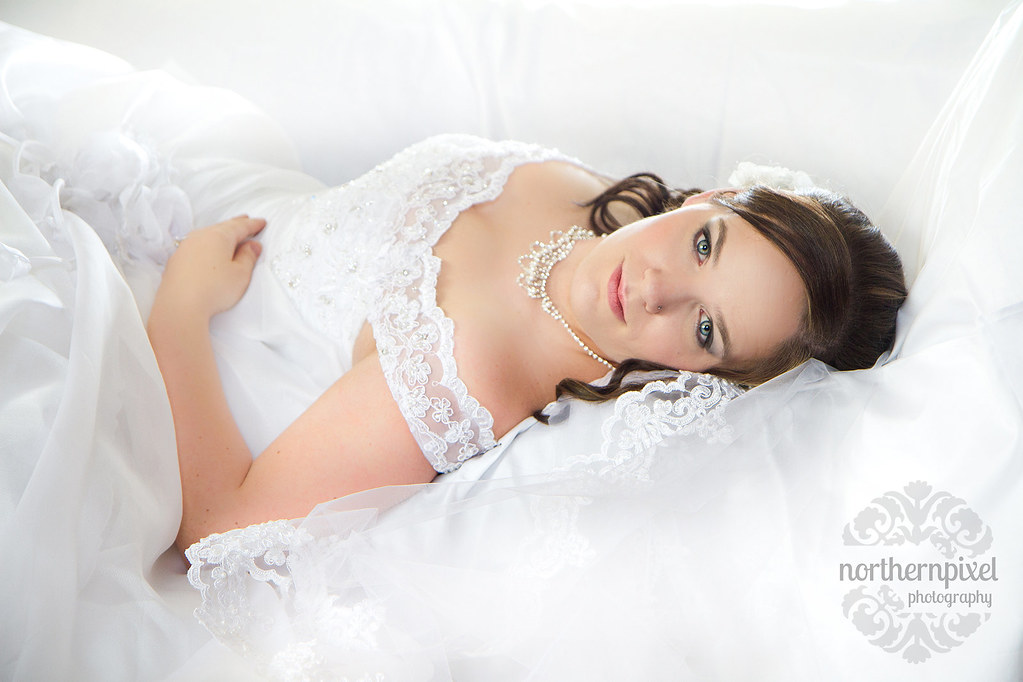 Bridal Session - Prince George BC Wedding Dress The Gallery Vanderhoof
