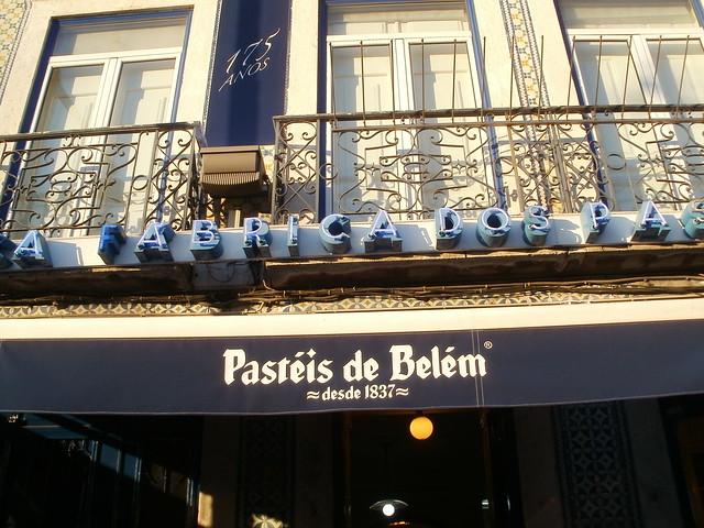Casa Pasteis de Belem