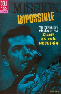 """Mission: Impossible - Climb An Evil Mountain!"" di MidCentArc"