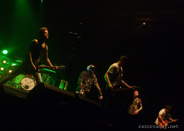 Bring me The Horizon - 10th Nov, 2012 (4)