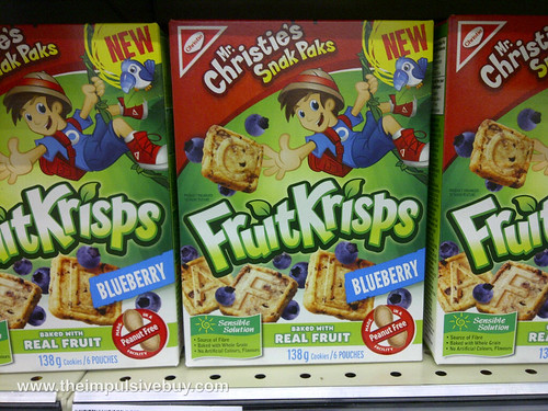 Mr Christie's FruitKrisps