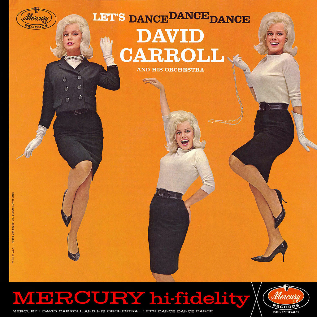 David Carroll – Let's Dance, Dance, Dance