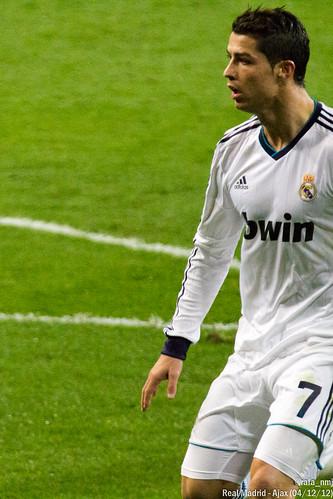 Cristiano Ronaldo by La Moviola RNMJTV