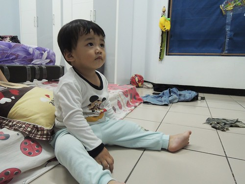 Eon Watching TV (1) by adi pratama 001