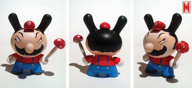 Mario by Ian