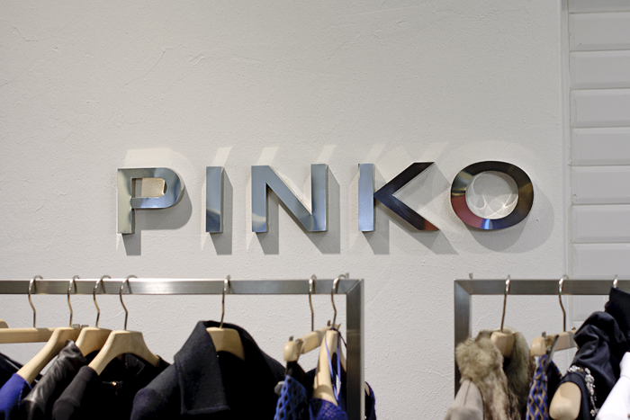 Friday night with Pinko
