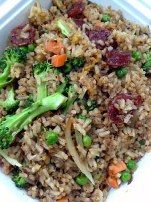Grandma's Fried Rice