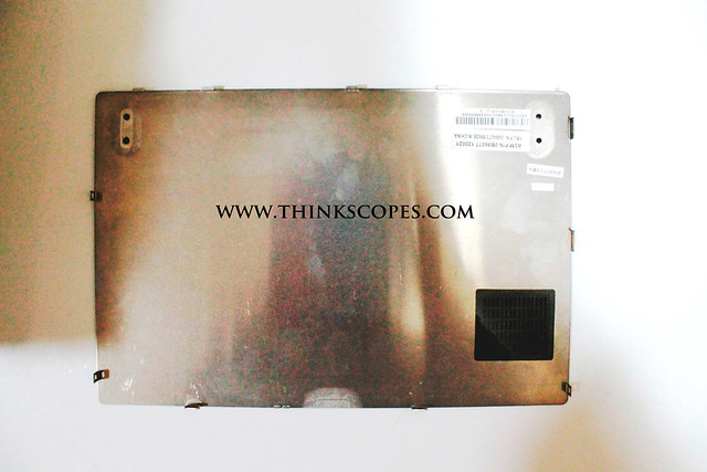 ThinkPad T430u base cover (alumnium)